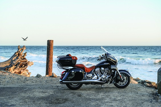 Indian Motorcycle is resurrecting the Roadmaster