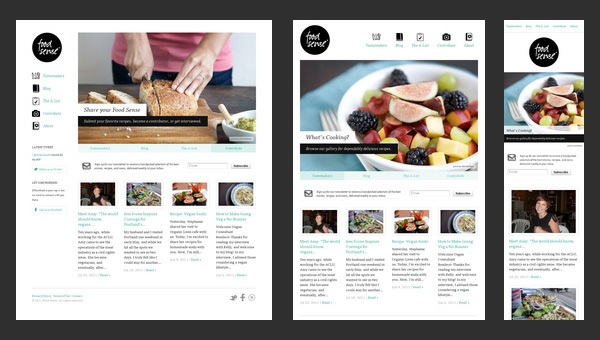 Responsive Design on Blogs
