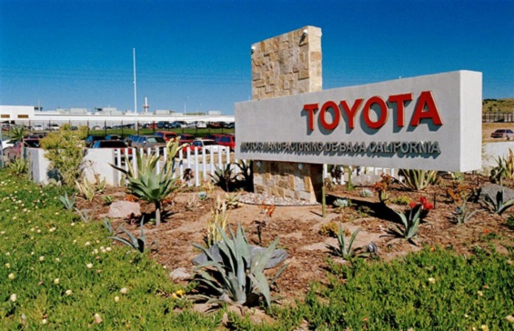 Toyota is boosting its Tijuana plant capacity by 40%