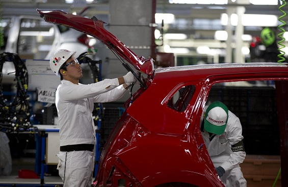 Honda factory in Mexico hit with thefts, glitches, and other issues