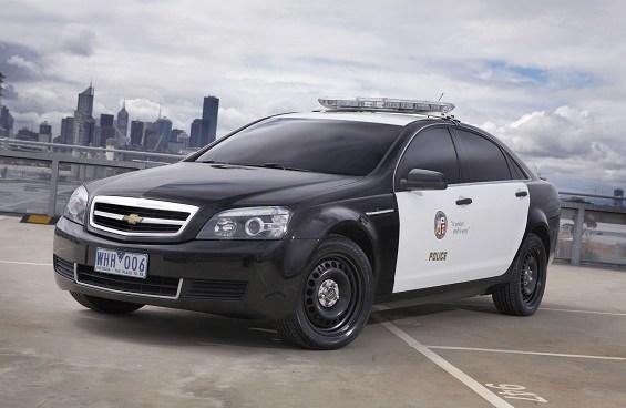 GM recalls 7,600 Chevrolet Caprice police vehicles