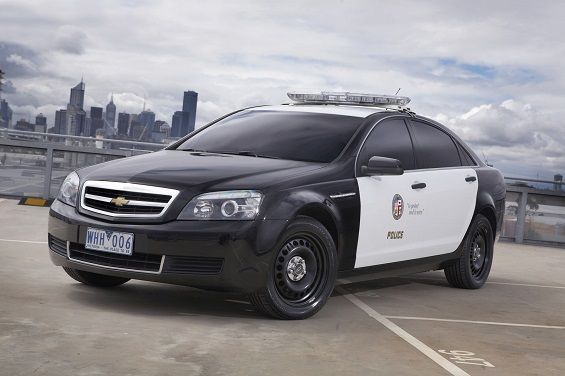 GM recalls 7,600 Chevrolet Caprice police vehicles