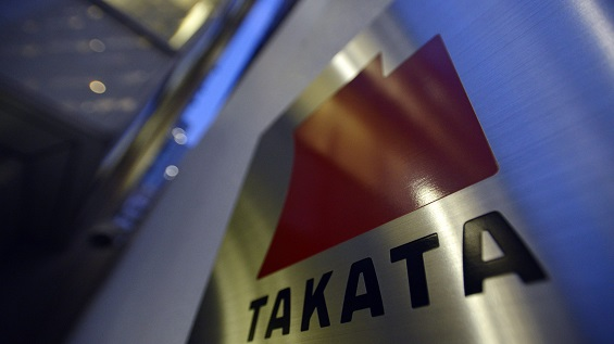 Takata recalls even more defective airbag inflators