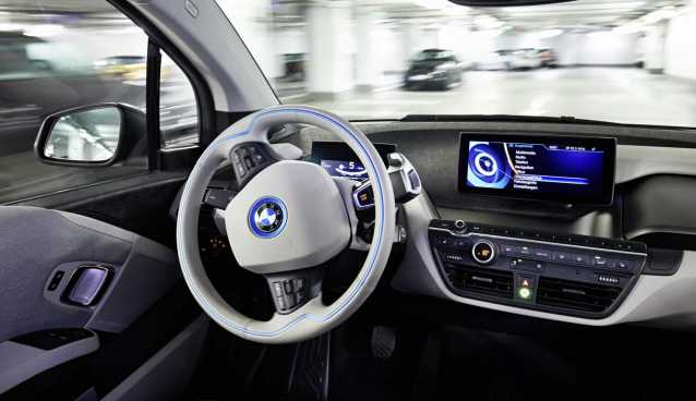 BMW gives us a teaser of its self-parking technology