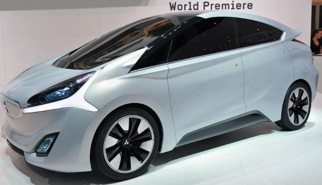 Mitsubishi CA-MiEV