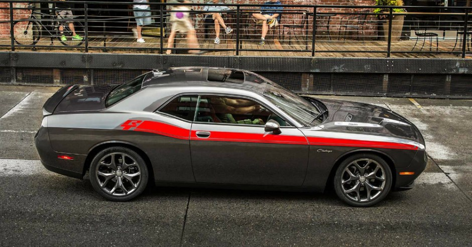 2015 Dodge Challenger Special Edition