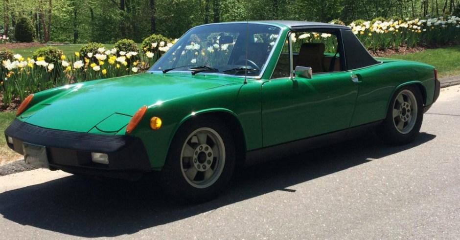 1975 Porsche 914 Convertible