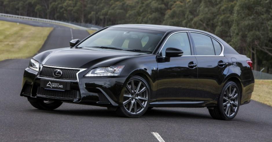 08.26.15 - 2016 Lexus GS 350
