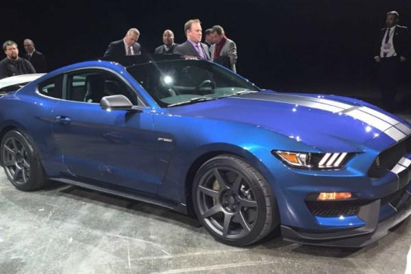2016 Mustang GT350R