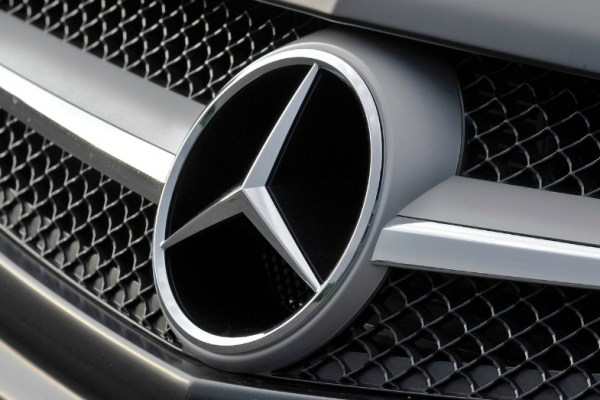 02.27.16 - Mercedes-Benz Logo