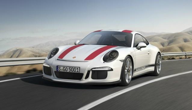 03.24.16 - Porsche 911 R
