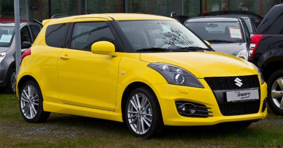 11.15.16 - Suzuki Swift