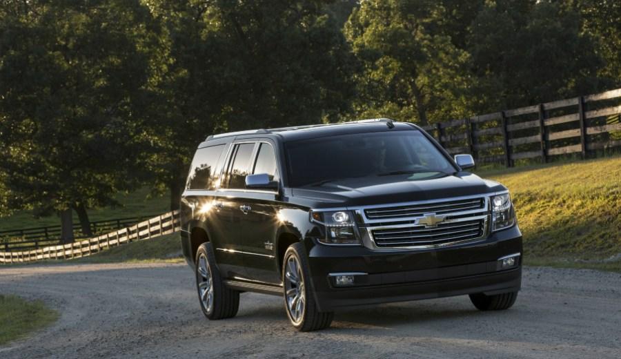 03.11.17 - Chevrolet Suburban