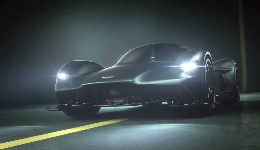 03.20.17 - Aston Martin Valkyrie