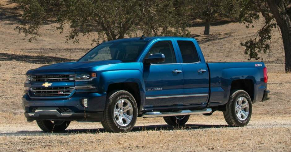 2018 Chevrolet Silverado: The Looks and the Power You Want