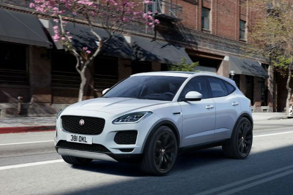 Keeping up with the name: Jaguar E-Pace