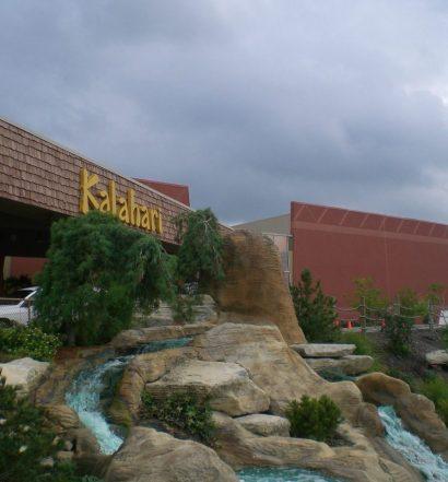 Kalahari Resort Sandusky Ohio