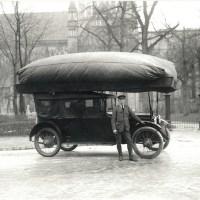 old school uber driver