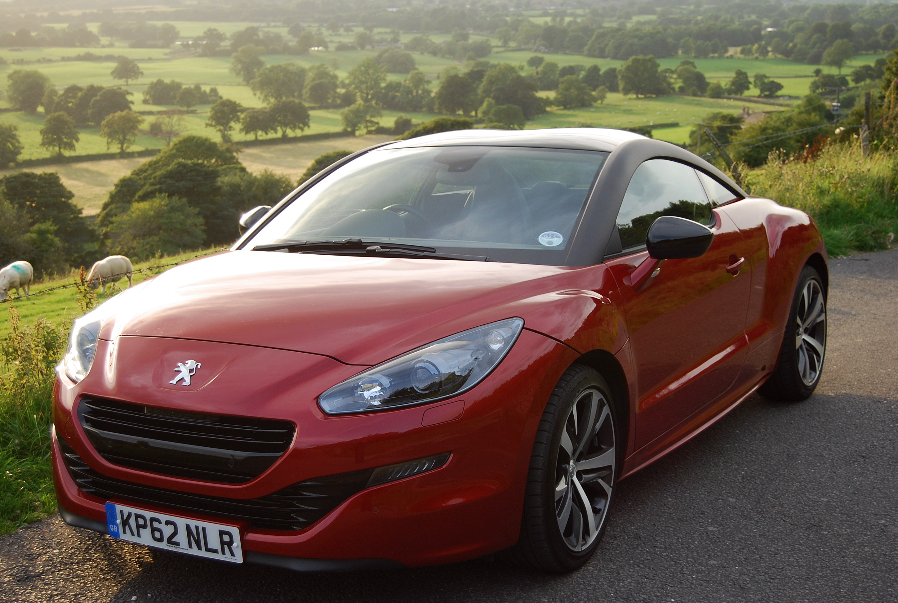 peugeot rcz gt review driving torque. Black Bedroom Furniture Sets. Home Design Ideas