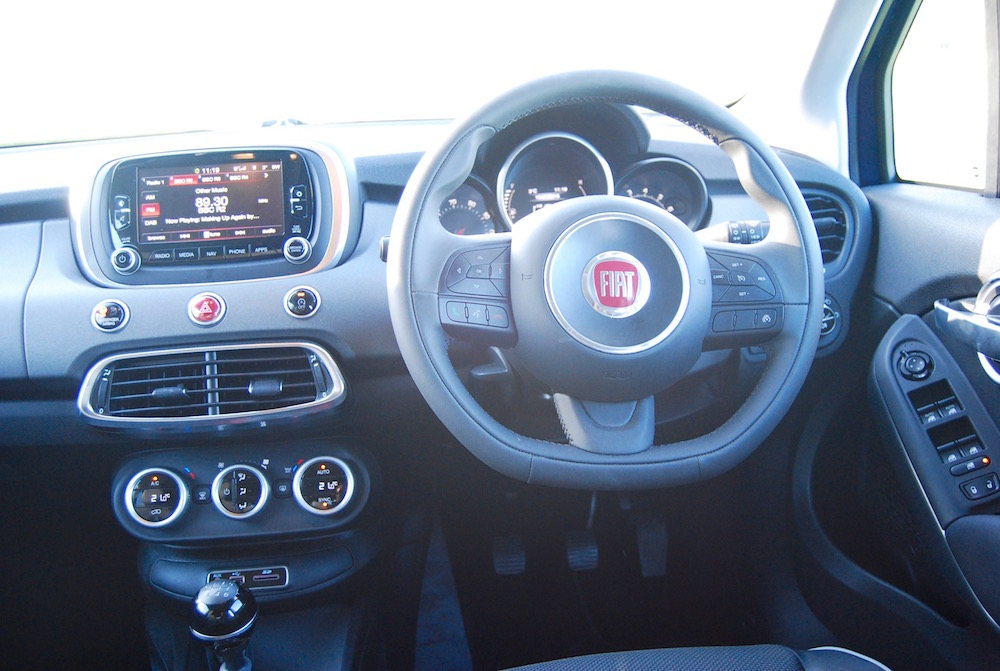 Fiat 500x multiair cross review driving torque for 500x interior