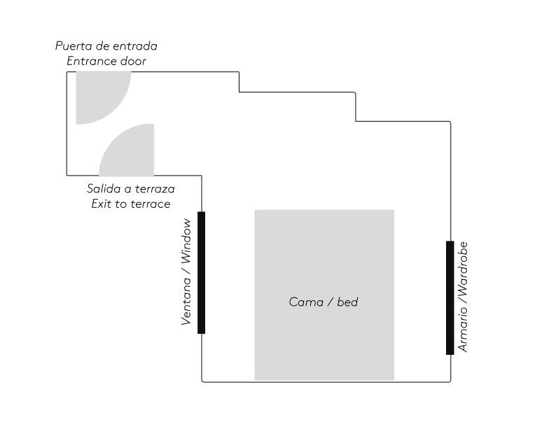 Nuestra habitación (casi 100%) DIY · Our (almost 100%) DIY bedroom | Blog DIY decoración