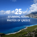 25 Breathtaking Aerial Photos Of Greece That Will Make You Pack Your Bags