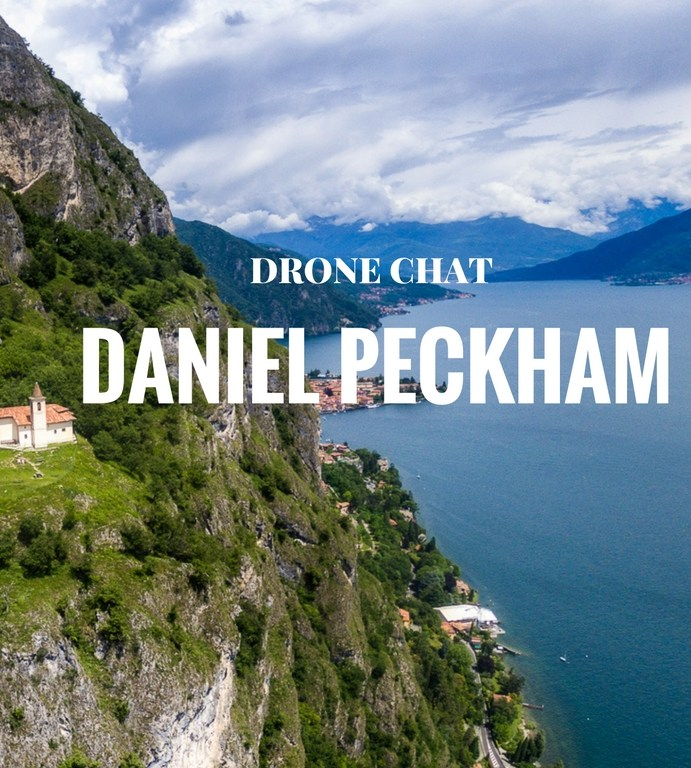 Drone Chat – Interview with Daniel Peckham