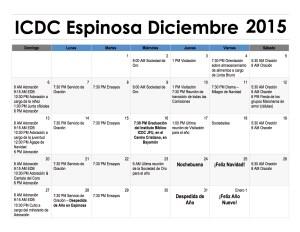 ICDC Diciembre 2015