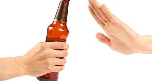 no alcohol please