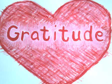 Feeling Gratitude is Heart Healthy