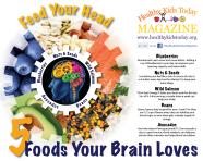 Mediterranean Diet Prevents Aging of the Brain