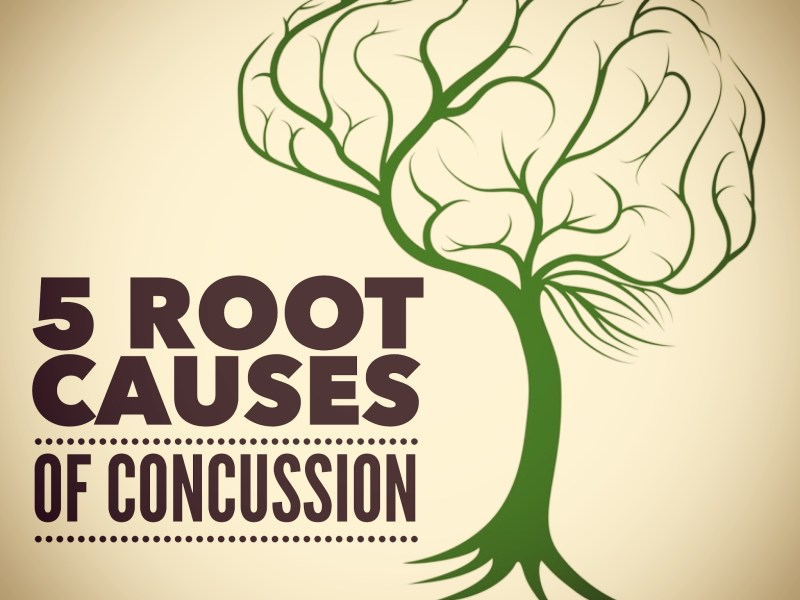 5 Root Causes of Concussion