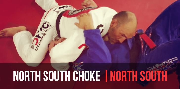 Chris Latino North South Choke/Paper Cutter Combo Submission