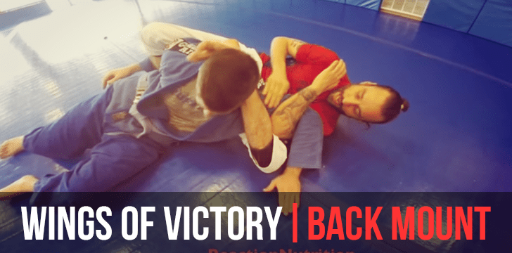 WINGS OF VICTORY | BACK MOUNT
