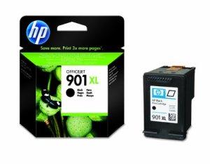 HP 901XL Original Druckerpatrone mit hoher Reichweite schwarz