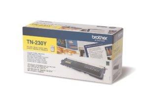 Brother TN-230Y Tonerpatrone (1400 Seiten) gelb für HL-3040CN; HL-307