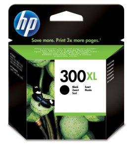 HP 300XL Schwarz Original Druckerpatrone mit hoher Reichweite für HP Deskjet, HP ENVY, HP Photosmart
