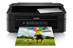 Epson Expression Home XP-205 3-in-1 Multifunktionsdrucker (Drucker, Scanner, Kopierer, WiFi)