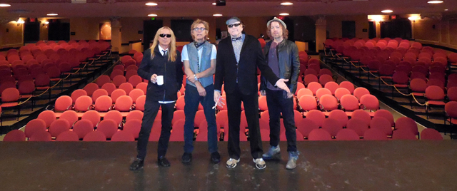 Cheap Trick's Daxx Nielsen Bringing Tempo Back 2