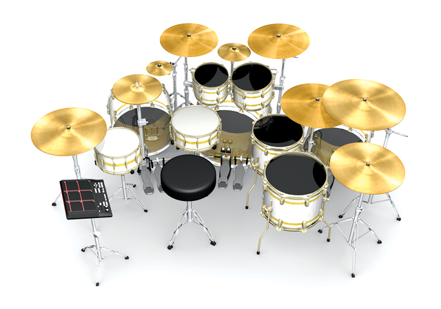 Ford Drum Set