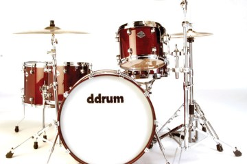 Ddrum Dominion Maple Drums Reviewed!