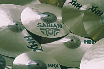 Sabian HHX Cymbals Reviewed!