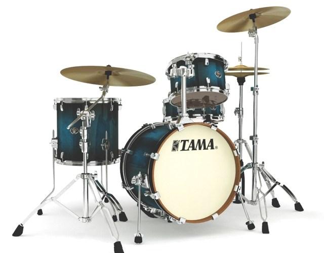 Tama Silverstar Drums Reviewed 1