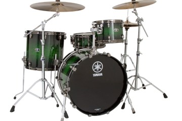 Yamaha Live Custom Oak Drum Set