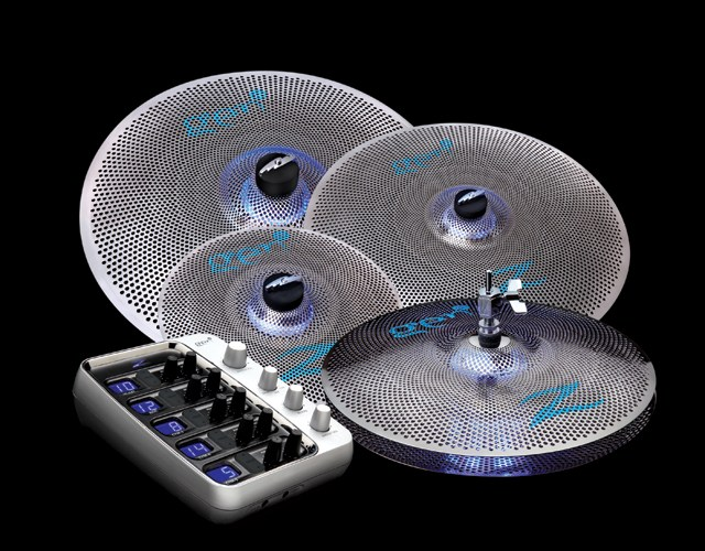Zildjian Gen 16 AE Cymbals Tested 1