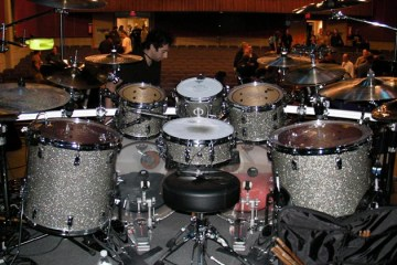 mike-manginis-drum-kit