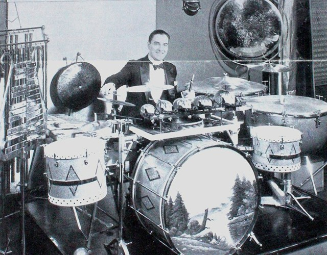 Moment In History Birth Of The Drum Set