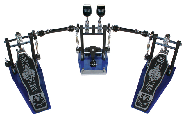 Off-Set Double Bass Pedal Reviewed!