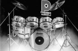 The Rocky History Of Premier Drums