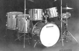 Vintage Stainless Steel Drum Kits A Brief History